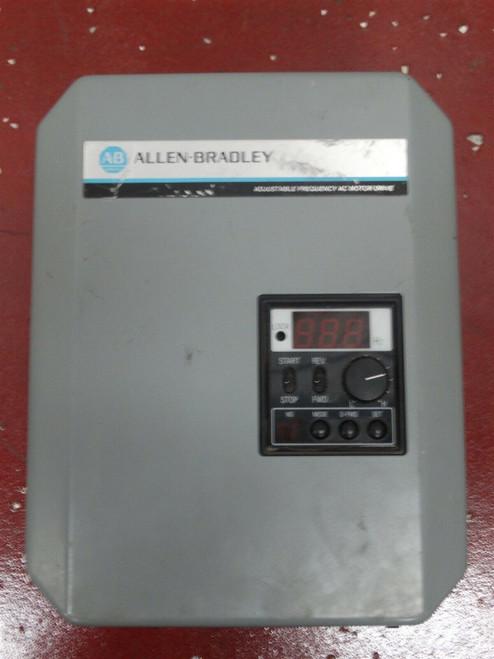 Allen-Bradley 1333-AAB Adjustable Frequency AC Drive Series B 3 Phase - 28194_01.jpg