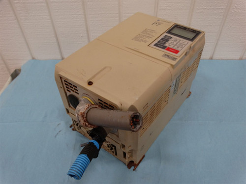 Yaskawa CIMR-P7U27P5 Varispeed Drive 3 HP, 0-240 V, 31 A, 0-120 Hz, 3-Phase - 26855_01.jpg