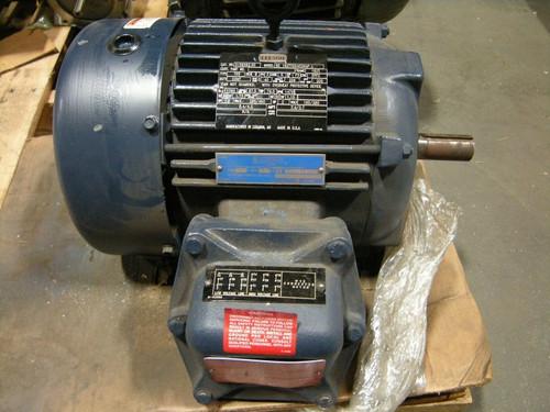 Leeson 9E182TTGS4029APL Motor 3HP, 230/460V, 1760RPM, Frame: 182T, Phase: 3 - 1040_01.jpg