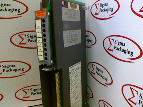 Allen-Bradley 1771-OW Selectable Contact Output Module, 30W, 1A, 138VAC, 125VDC - 4457_01.jpg