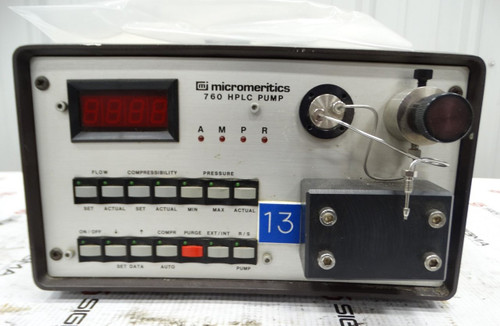 Micromeritics 760 HPLC Pump Control Module With Cables - 73545_01.jpg