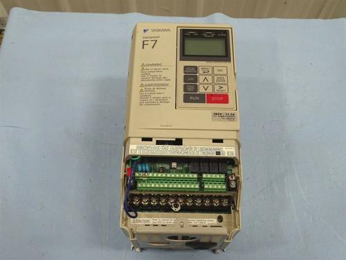 Yaskawa CIMR-F7U45P5 Varispeed F7 AC Drive 380-480VAC 50/60Hz Input - 67153_01.jpg