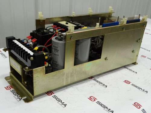 Fanuc A06B-6047-H003 Velocity Control Unit *Servo Drive Only* - 72831_01.jpg