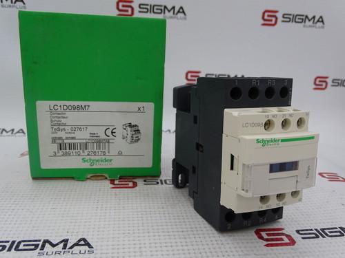Schneider Electric LC1D098M7 220V, 50/60Hz Contactor - 84026_01.jpg