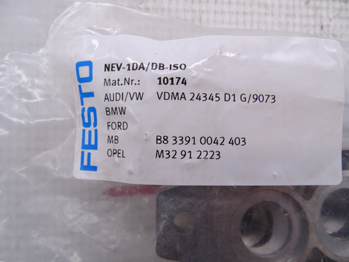 SEALED Festo NEV-1DA/DB-ISO Manifold End Base - 83450_02.jpg