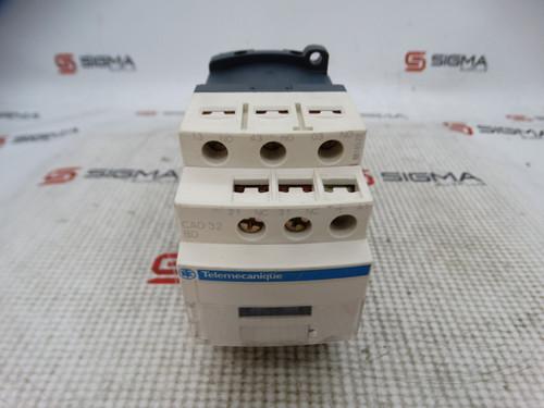 Telemecanique CAD 32 BD Contactor 24VDC - 86810_01.jpg