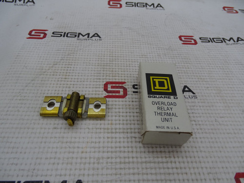 Square D B1-30 Thermal Unit Heating Element Overload Relay - 80512_01.jpg