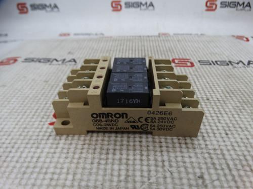 Omron G6B-4BND Relay Module - 88515_02.jpg