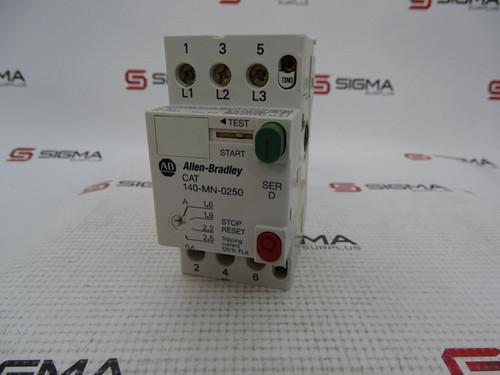 Allen-Bradley 140-MN-0250 SER D Circuit Breaker - 89811_04.jpg