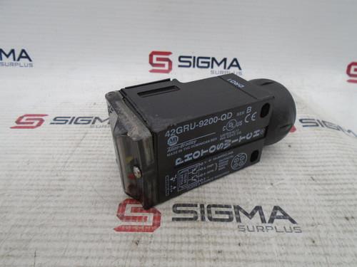 Allen-Bradley 42GRU-9200-QD Sensor, Series B - 89789_01.jpg