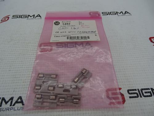 Allen-Bradley 1492-IFMFH1 6PC SER A W/ GMD-1.6A Fuse Holder W/ Fuse Bag of 6 - 89521_02.jpg