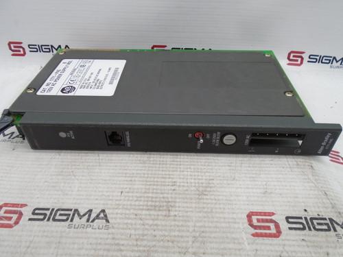 Allen-Bradley 1771-P4S Power Supply Module, Series B, Input 120VAC 0.9A 50/60Hz - 88862_01.jpg