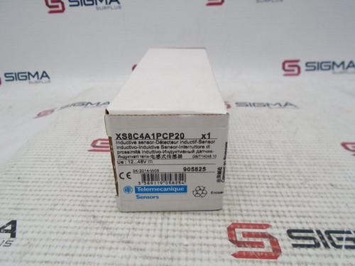Telemecanique XS8C4A1PCP20 Inductive Sensor - 82798_03.jpg