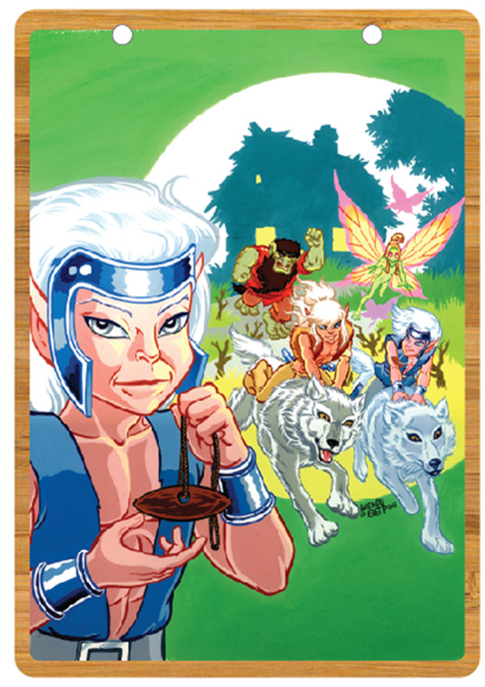 ElfQuest: Skywise Art Print