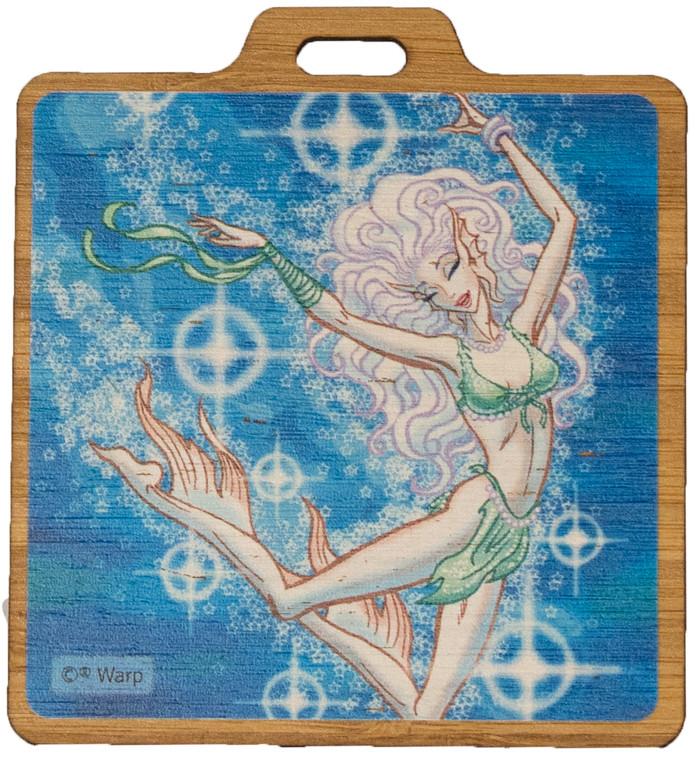 ElfQuest: Dance Bag Tag