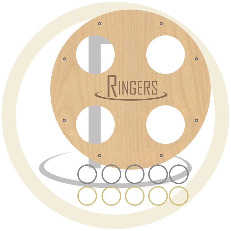 Ringers- 4 Hole Board (Can)