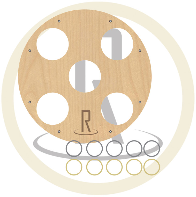 Ringers- 5 Hole (Can)