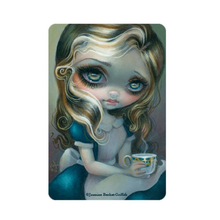 Jasmine Becket-Griffith-  Alice's Adventure Magnet