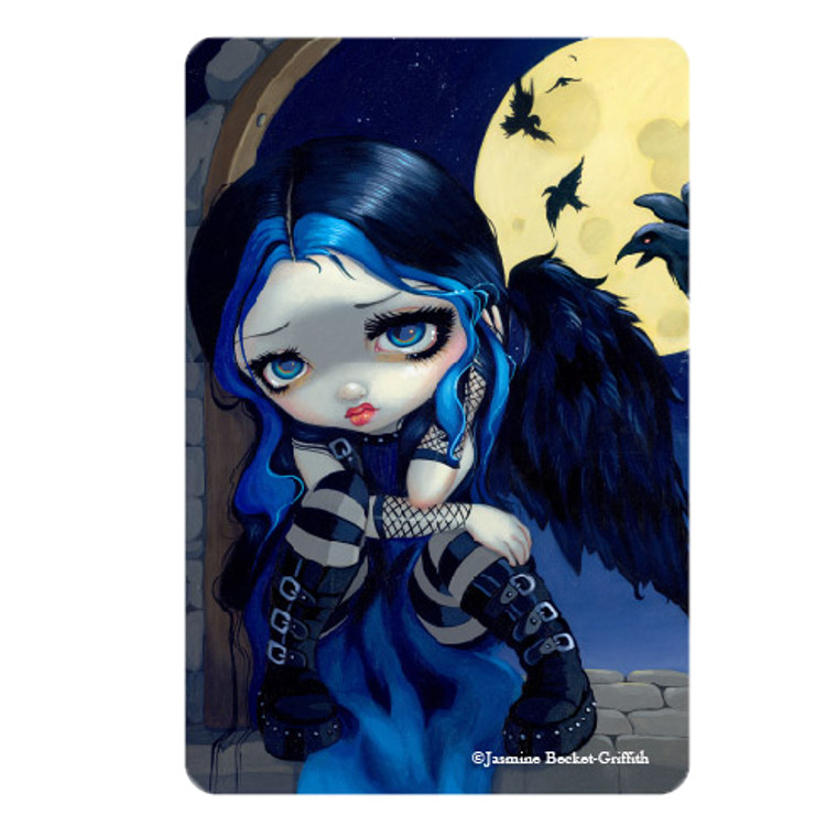 "Jasmine Becket-Griffith- ""The Whispered World Lenore""  Magnet"