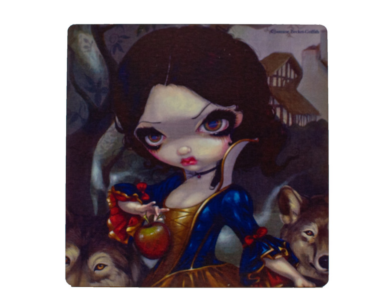 Jasmine Becket-Griffith Coaster Set