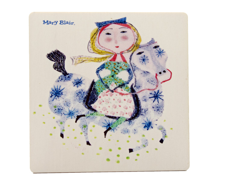Mary Blair Coaster Set