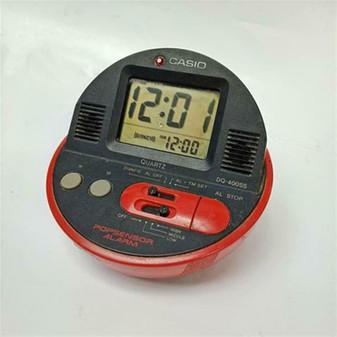 Casio Popsensor Alarm DQ-400SS Quartz Made in Japan