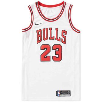 Nike MICHAEL JORDAN Jersey Chicago Bulls ICON SWINGMAN US MENS 44 AO2916-100