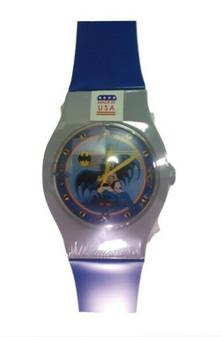 Batman Wall Clock by Electro-Optix (Factory Sealed!)1989 Watch Clock