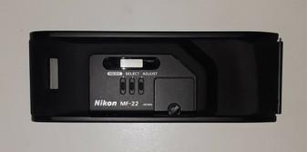 Nikon MF-22 Data Back or F4 (BRAND NEW!)
