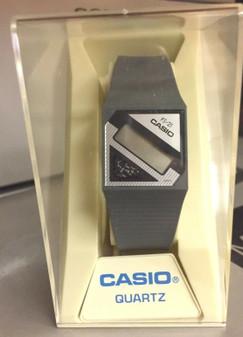 CASIO FS-21 LCD Vintage Digital Retro Watch Collector real rare vintage PELA NEW