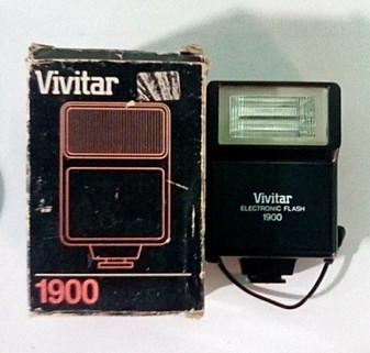 Vivitar 1900 Electronic Flash Adapter (BRAND NEW!)