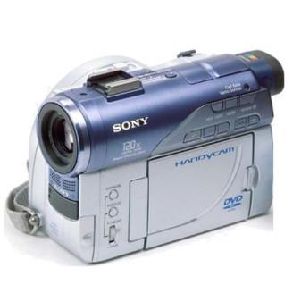 Sony DCR-DVD100 Handycam Video Camcorder