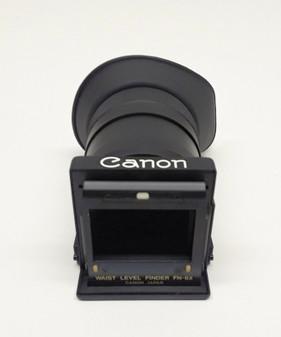 Canon FN-6X Waist Level Finder (BRAND NEW!)