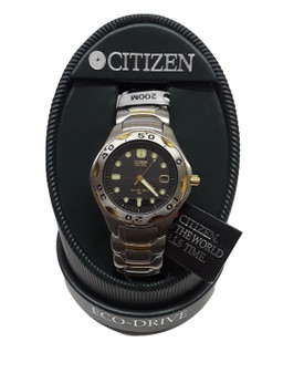CITIZEN Eco-Drive Wrist Watch  AP0614-58H Water Resistant Watch  *NEW*