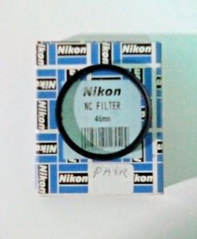 Nikon (Vintage) NC Filter 46mm