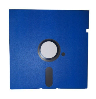 """(10) DSDD 5.1/4"""" Floppy Diskettes (Factory Sealed!)"""