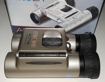 Minolta Activa 10x25WP Binoculars (BRAND NEW!)