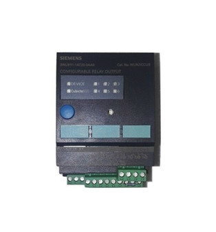 Siemens 3WL9111-1AT20-0AA0 CubicleBUS Configurable Relay Output (Brand New!)