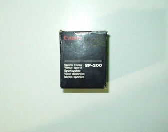 Canon SF-200 Sports Finder (BRAND NEW!)