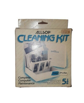 Allsop Cleaning Kit | w/Disk Filing System 10 | Computer Maintenance (New!)