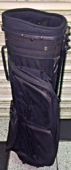 NEW GOLF SUNDAY CARRY CASE XL (Xtra-Light) Stand Bag CLOSEOUT MANY POCKETS