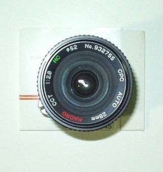CPC 28mmf/2.8 Macro Lens for Nikon (BRAND NEW!)