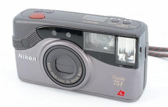 1996 Nikon Nuvis 75i (Vintage) Camera