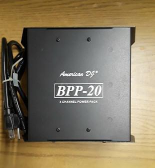American Dj BPP-20 4 Channel Power Pack (BRAND NEW!)