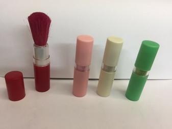 Retractable Kabuki Blush Foundation Loose Powder Face Cosmetic Makeup Brush Tool