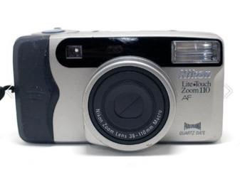 1997 Nikon LiteTouch 110 QD Camera (New)
