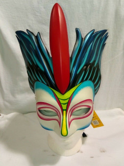 CIRQUE DU SOLEIL | OFFICIAL MASK | 503682 MYSTERE | FREE SHIPPING