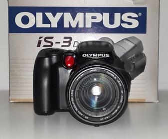 Olympus (Vintage) iS-3 DLX Camera