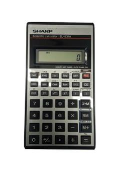 Sharp EL-531A Scientific Calculator (Brand New!)