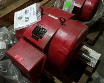Marathon Electric Standard Induction Motors 200HP 3560RPM 230/460V